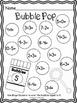 Bingo Dauber Bubble Pop Addition & Subtraction Fun**Differentiated**