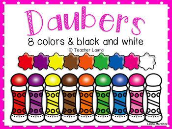 Bingo Dauber Clipart