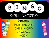 Bingo Dauber Sight Words Primer Set