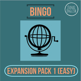 Bingo Expansion Pack 1 (Easy)