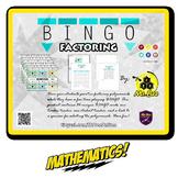 The BEST Bingo - Factoring - Bingo - Factors