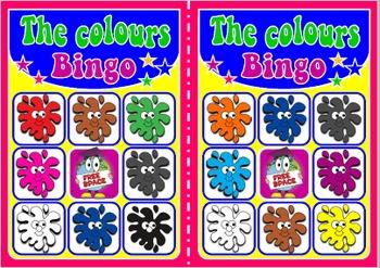 Bingo Fun Time Pack