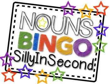 Bingo Fun with Nouns!