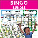 Bingo Game Activities Bundle