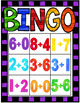 Bingo Game (Addition Facts 0-12)