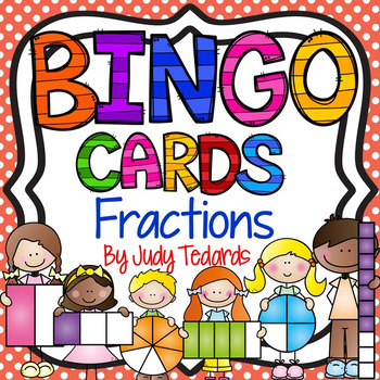 Bingo Game (Fractions)