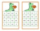 Bingo Game Fun- Sight Words for Grade 1-Halloween Theme
