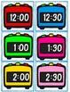 Bingo Game (Telling Time)