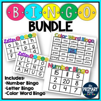 Bingo Games Bundle