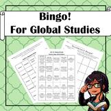 Bingo! Global Studies Mega-Pack