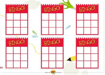 Bingo Home All Sets