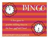 Bingo: Hour and Half Hour