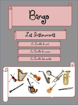Bingo -  Instruments