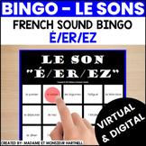 Bingo - Le son É/ER/EZ