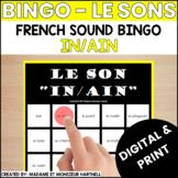 BINGO - Le son in/ain