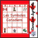 Bingo - Les Symboles Canadiens