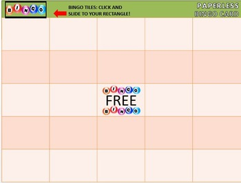 MAP TEST READING VOCABULARY GAME - Real Bingo (RIT BANDS 211-220)