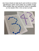 Pre-K Number practice identification worksheets 0 through