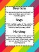 Bingo & Matching Game: Alphabet, Number, Sight Words