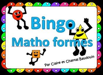 Bingo Matho formes