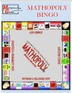 Bingo Math - Cool Math Game Middle Years - By Mathopoly® Games