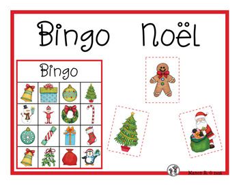 Bingo Noël