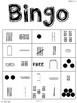 Bingo Numbers to 5