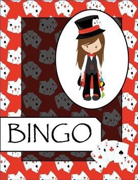 Bingo Review Game