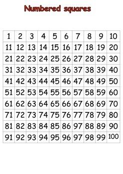 Bingo Reward Chart