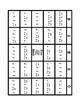 Bingo Rhythm Quarter Note, Quarter Rest, and Eighth Notes