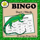 Bingo - Short i Words