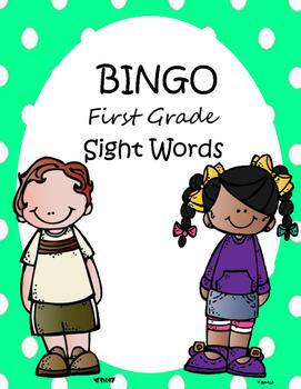Bingo- Sight Words