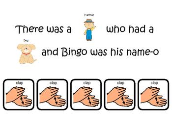 Bingo Song Visuals