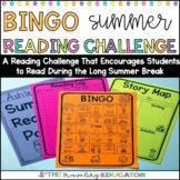 Bingo Summer Reading Challenge