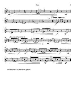 Bingo - Theme and Variations