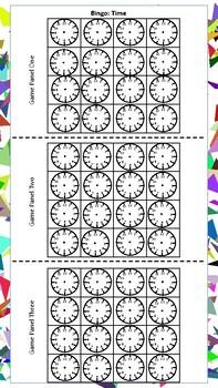 Bingo Time