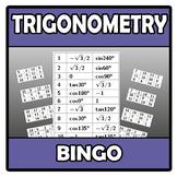 Bingo - Trigonometry - Trigonometría