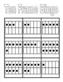 Bingo Useing Ten Frames