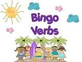 Bingo Verbs