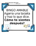 Bingo amable. Kind bingo.