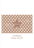 Bingo - Numbers from 1 to 30 - SAMPLE