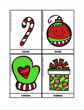 Bingo de Noël (16 cases)
