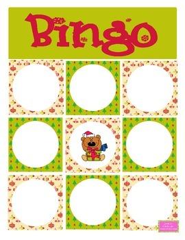 Bingo de Noël