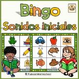 Bingo de Sonidos iniciales-Spanish
