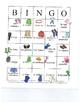 Bingo de la ropa/clothes