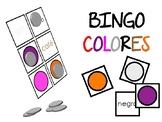 Bingo de los colores 2