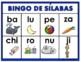 Bingo de sílabas