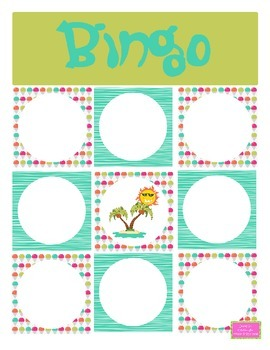 Bingo d'été