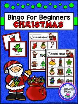Bingo for Beginners - Christmas