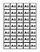 Bingo for Beginners ~ Preschool ~ Focus Letter Beginning Sounds ~ All Bundled